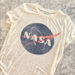 Urban Outfitters by Zoe + Liv NASA Graphic Tee